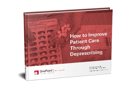 Unique industry perspective on improving hospice patient care through deprescribing, an ebook by a pharmacy expert